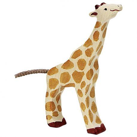 Houten giraffe klein, Holztiger 80157