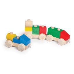 Stapelblokken voertuig 13-delig