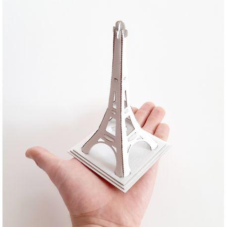 Kartonnen Mini Eiffel Toren