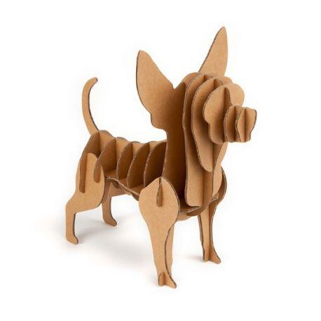 Kartonnen Chihuahua