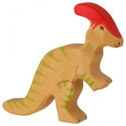 Houten Parasaurolophus, Holztiger 80340