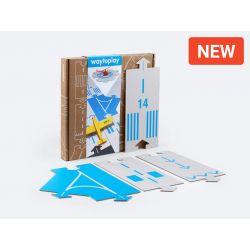 Waytoplay 14-delige Runway set (karton)