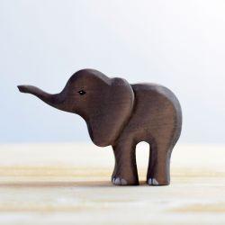 Houten olifant klein, Bumbu toys 5101