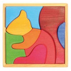 Puzzel eekhoorn, Grimms 43721