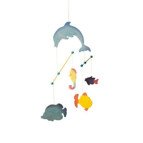Mobiel dolfijn