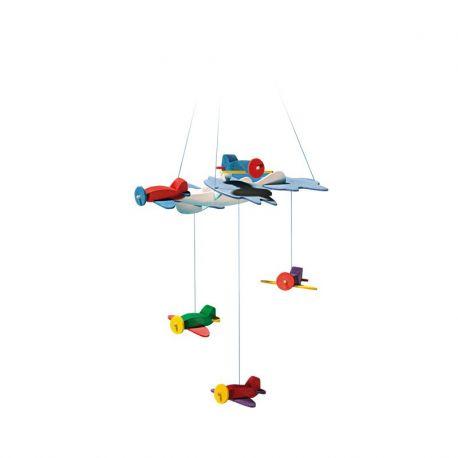 Mobiel vliegtuigen