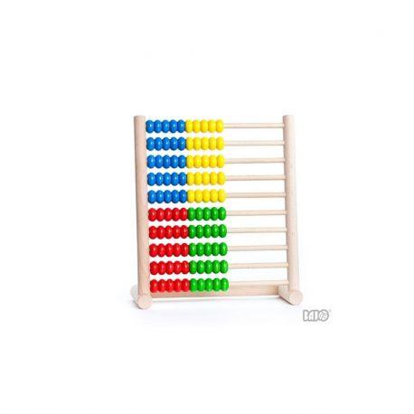 Abacus met 100 kralen
