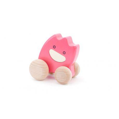 Roze spookje op wielen, Bajo 27030