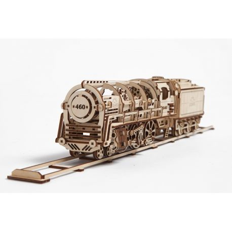 Stoom locomotief, Ugears 70012