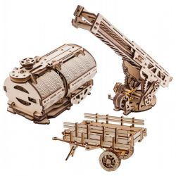 Truck UGM-11 Uitbreidingset (3 stuks), Ugears 70017