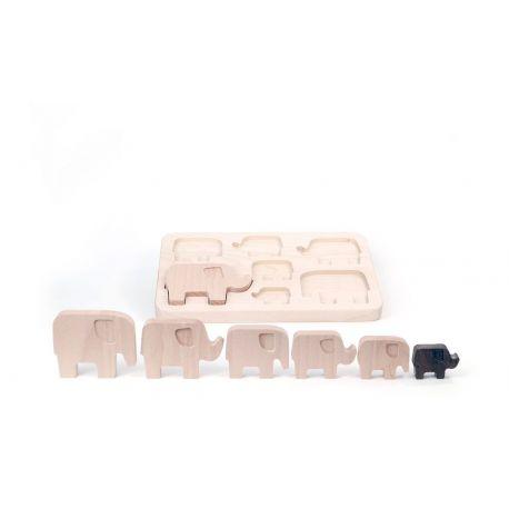 Olifanten puzzel, Bajo 97390