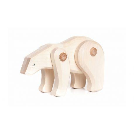 Houten ijsbeer, Bajo 78100
