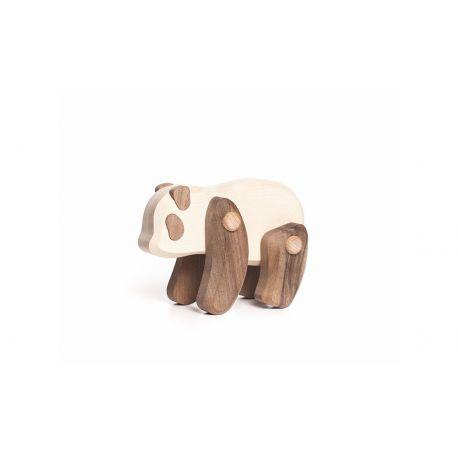 Houten panda, Bajo 78130
