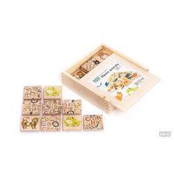 Memory spel dieren, Bajo 99690