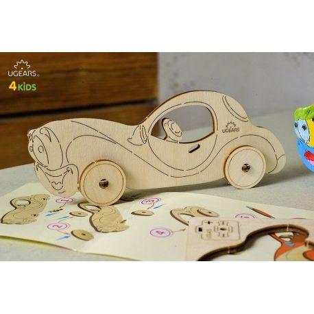Auto, Ugears kids 80003