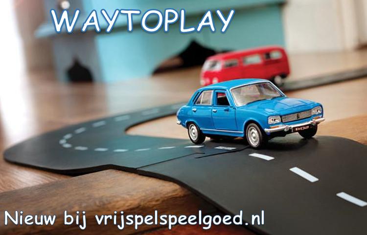 Nieuw bij vrijspelspeelgoed: waytoplay